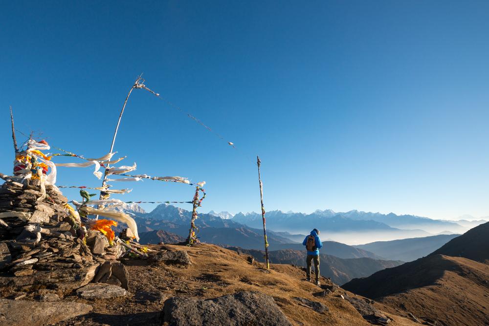 Pikey Peak, Nepal