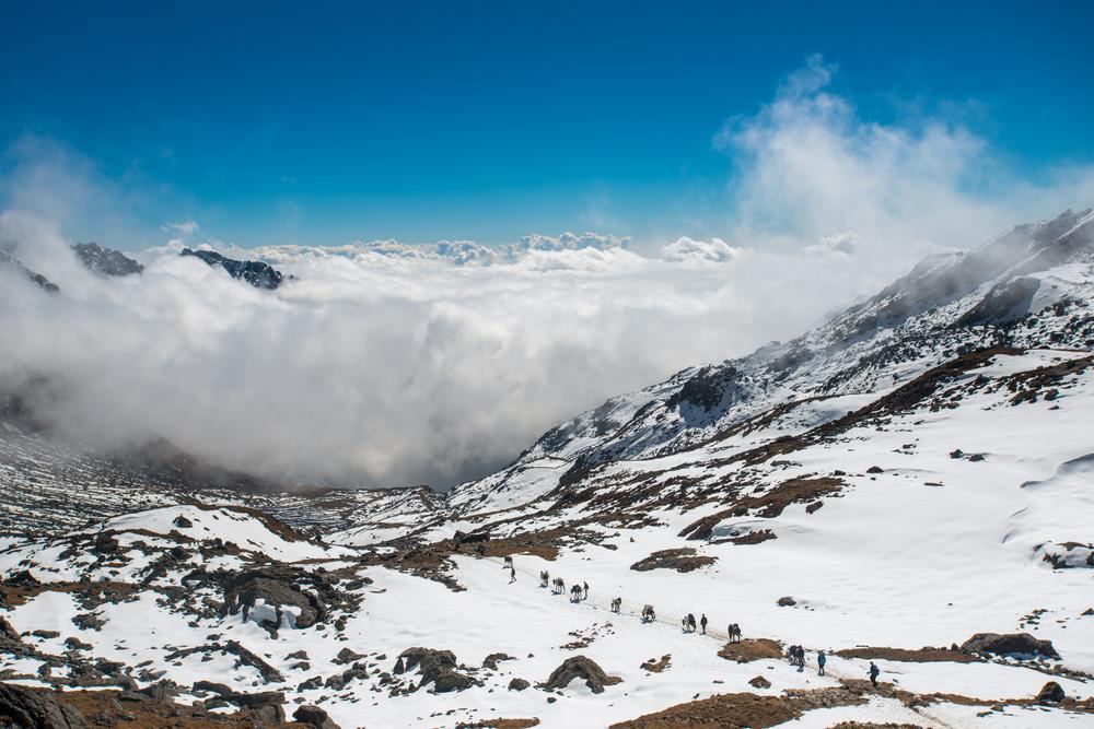 Gosainkund, Nepal