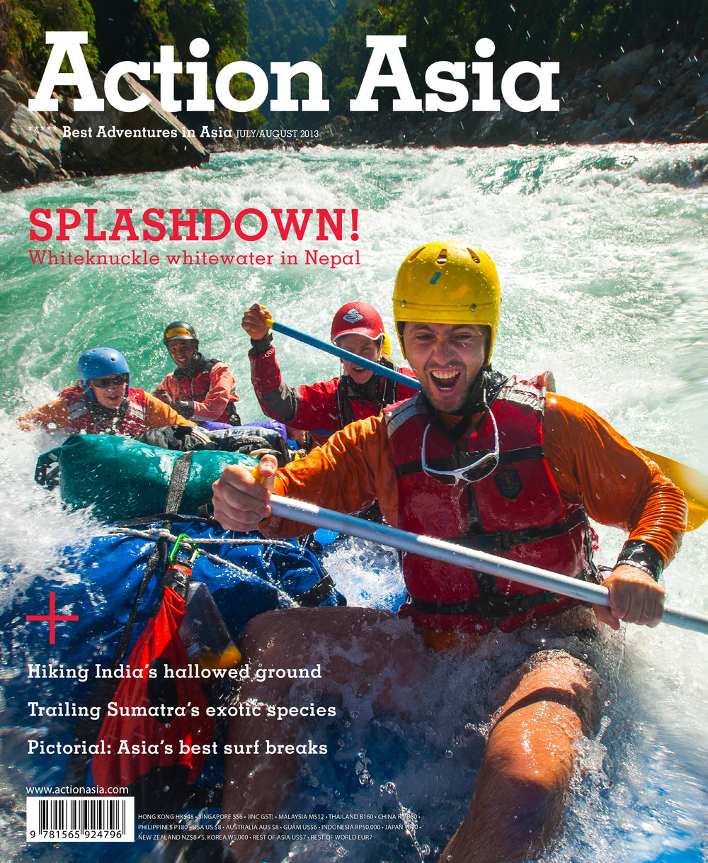 Action Asia Magazine