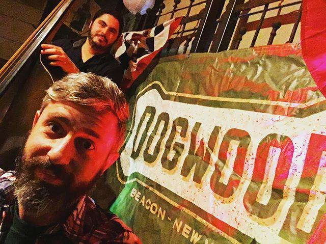 Ready to hit. Dogwood @ Dogwood! #dogwoodduo #livemusic