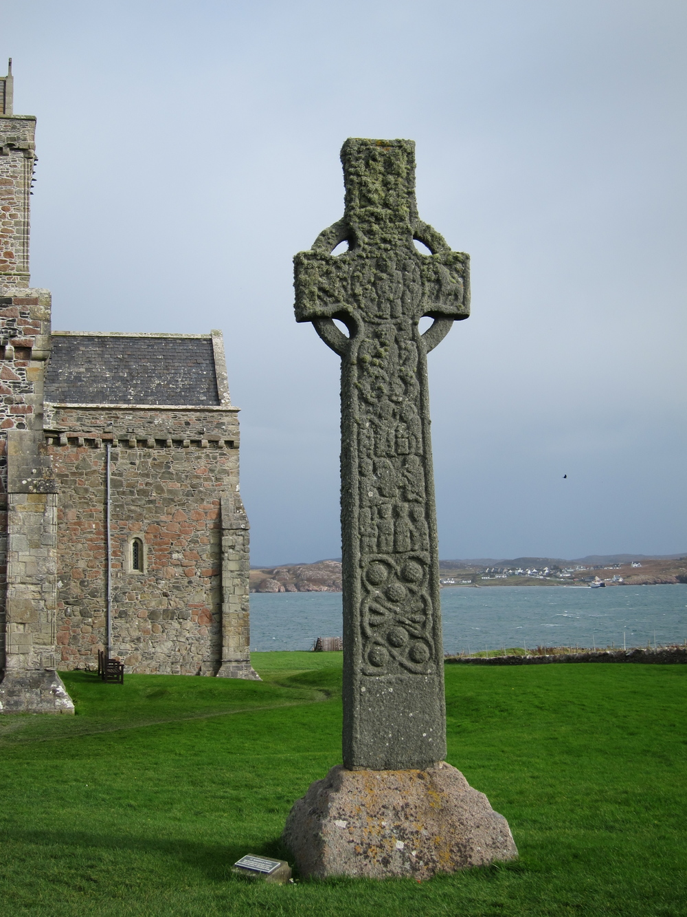 St. Martin's Cross at Iona