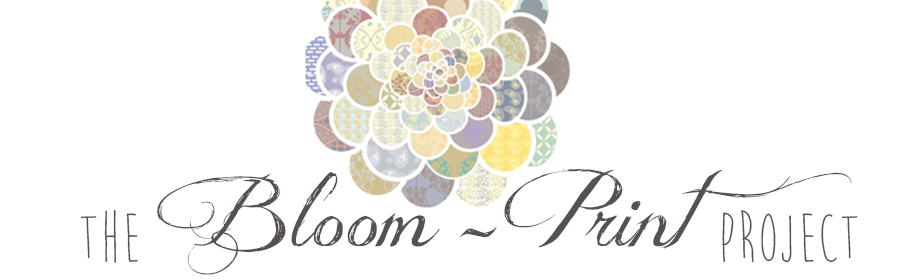The Bloom-Print Project