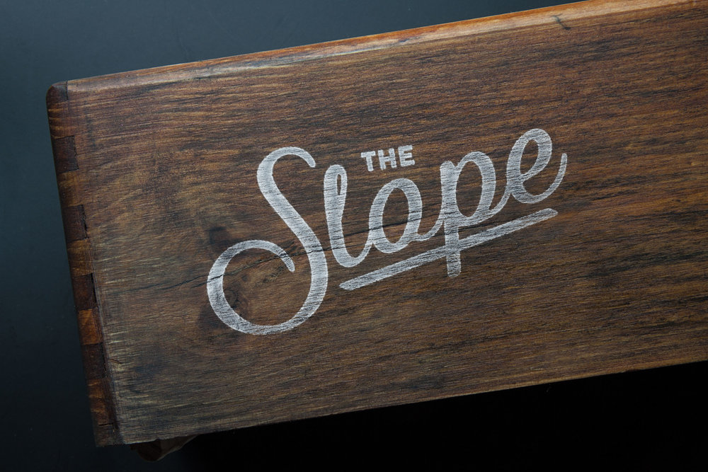 "The Slope Bar The following is placeholder text known as ""lorem ipsum,"" which is scrambled Latin used by designers to mimic real copy. Nulla lectus ante, consequat et ex eget, feugiat tincidunt metus. Nulla eu pretium massa. Lorem ipsum dolor sit amet, consectetur adipiscing elit."
