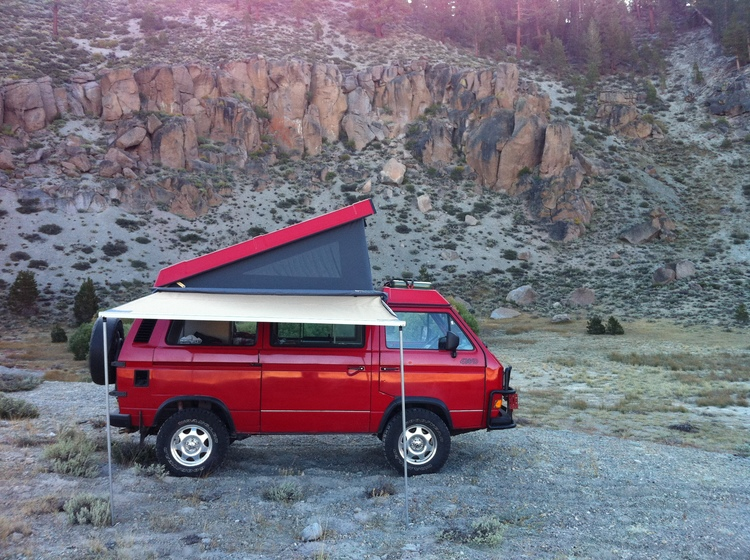 New ARB Awning 2500 North Westy