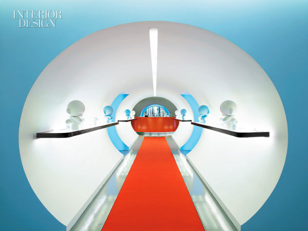 The Mode Tunnel