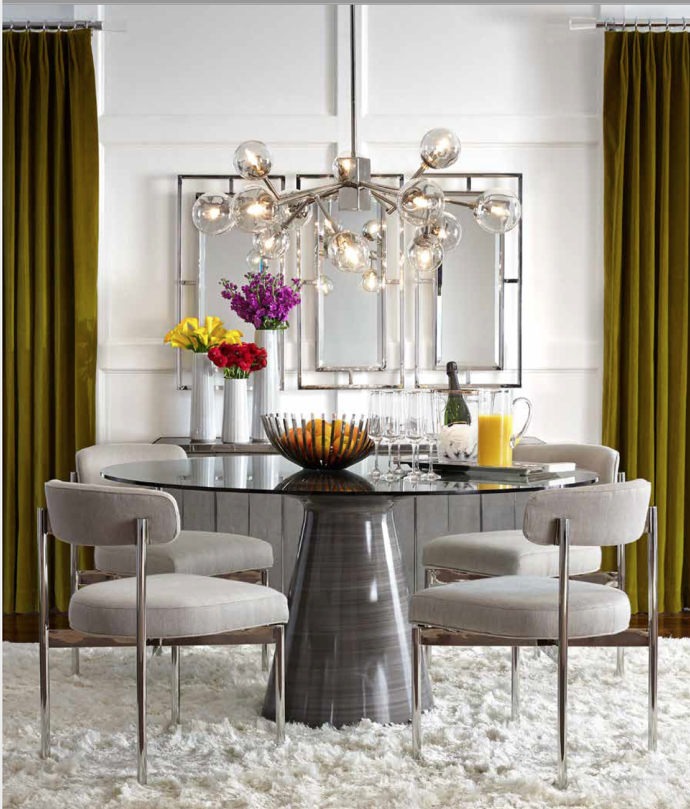 Modern Pop Dining Room