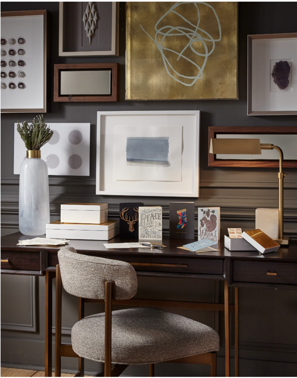 Desk Lifestyle Vignette