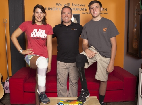 Snapshot Interactive CEO, Mark Scrivner, with MollyAnne Rhodes & Alex Klein