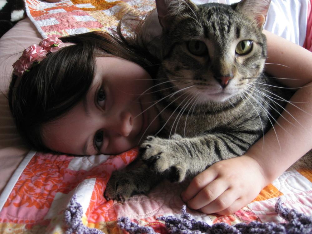 Arwen and Hobo