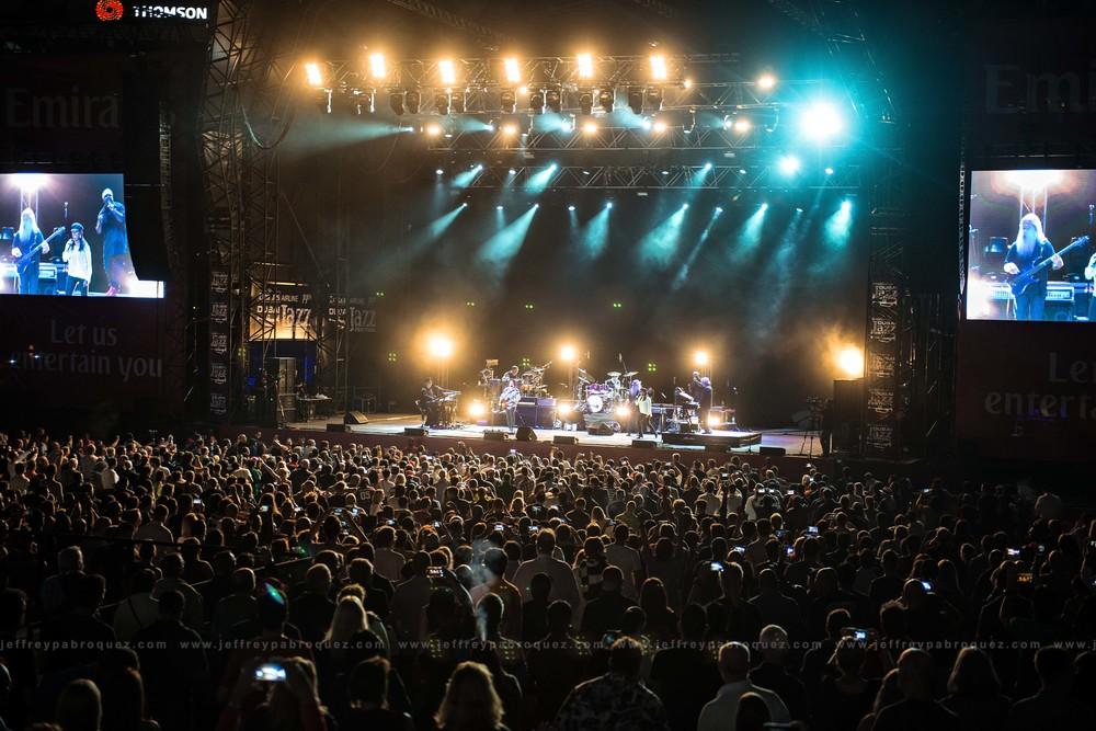Toto l Dubai Jazz Festival 2016