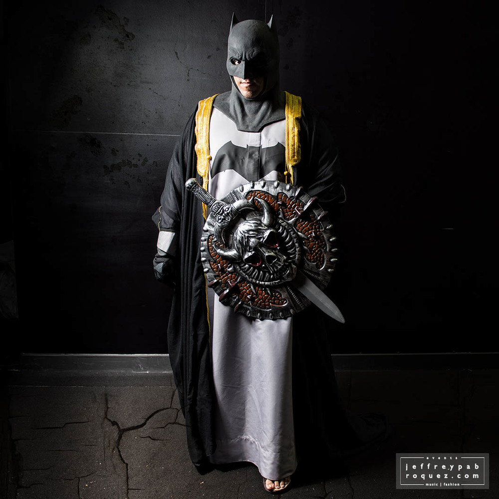 Batman in Kandura | The Dark Knight
