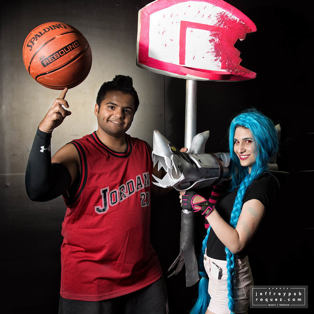 Dunkmaster Darius & Jinx | League of Legends