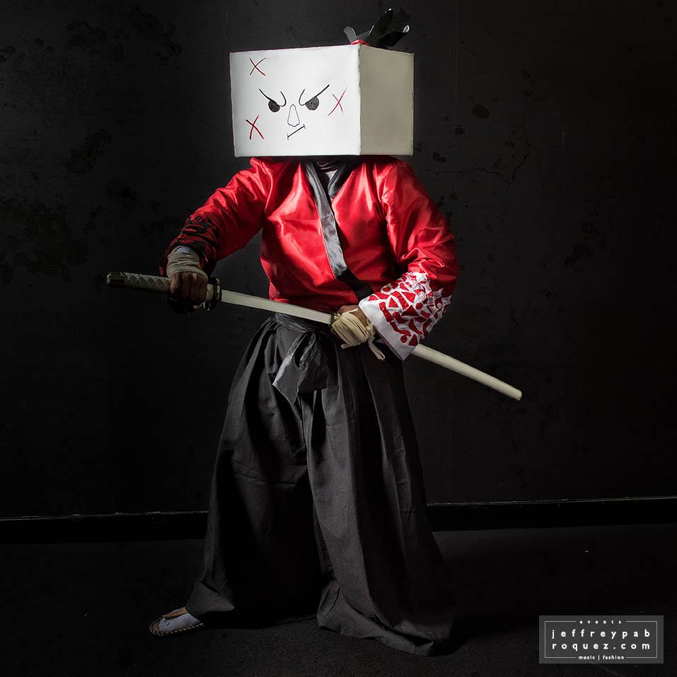 Samurai To-fu