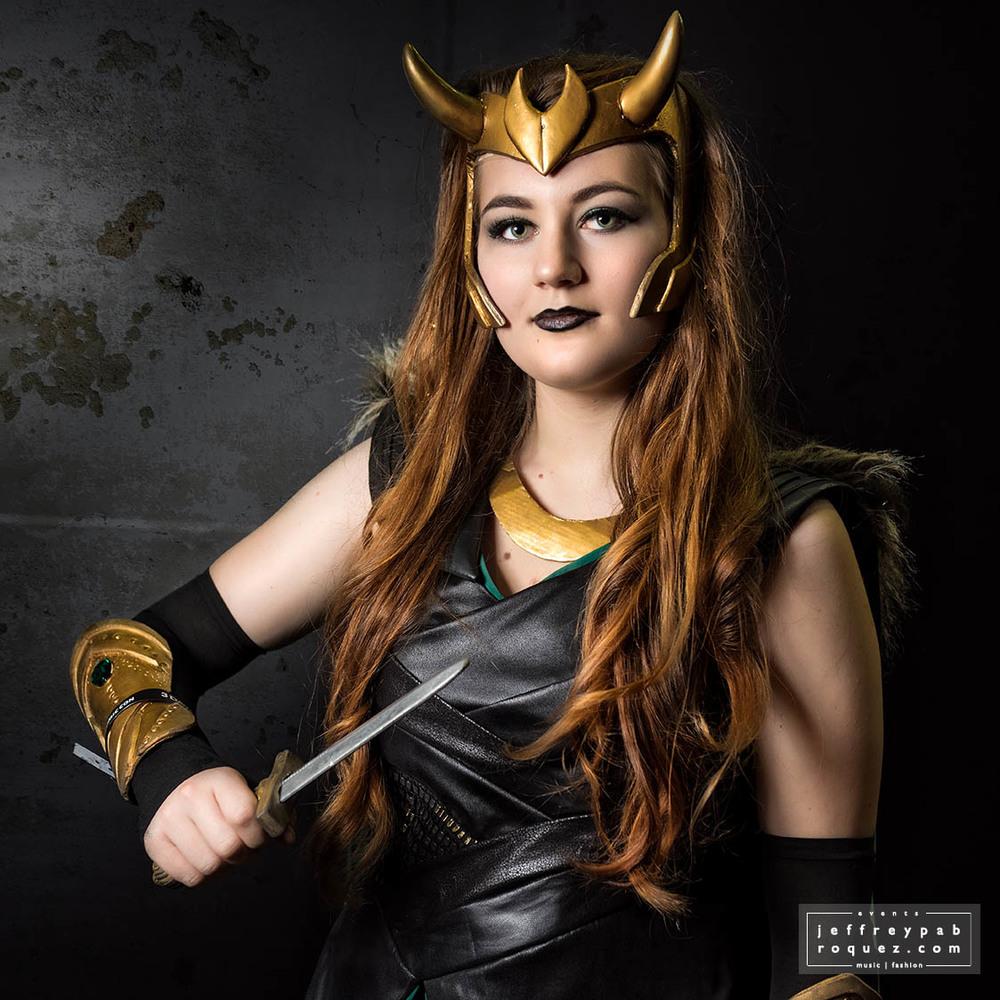 46 Lady Loki?