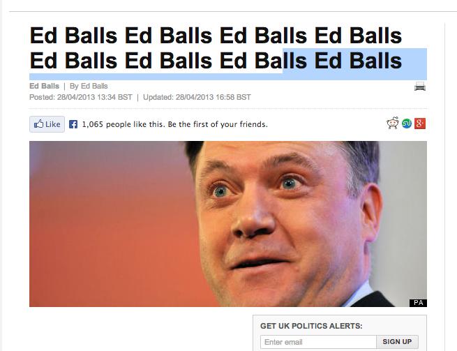 ed balls? ed balls.