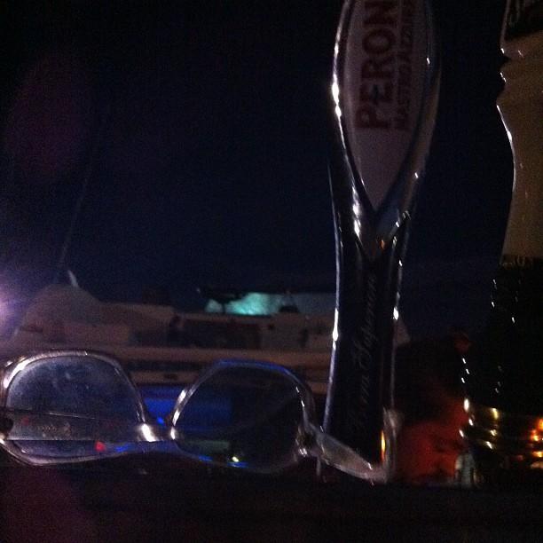 Boatel bar (Taken with  Instagram )
