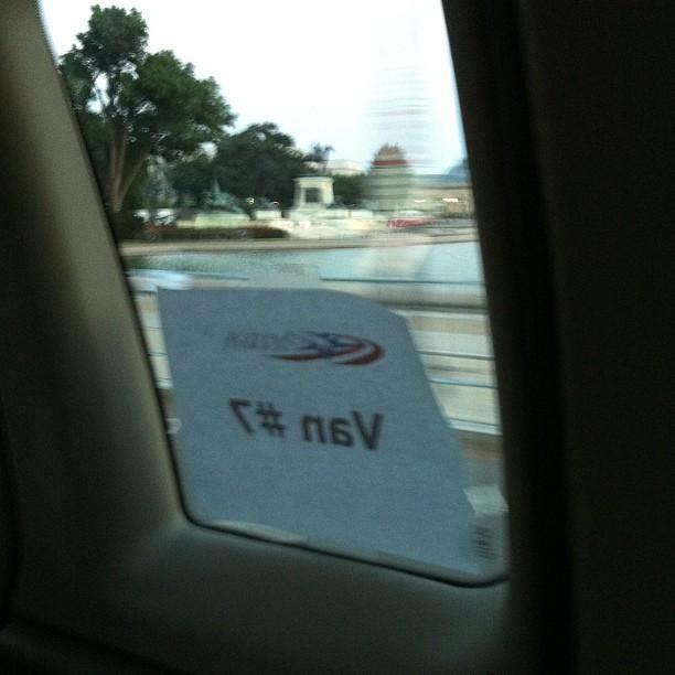 A Capitol van # 7 (Taken with  Instagram )