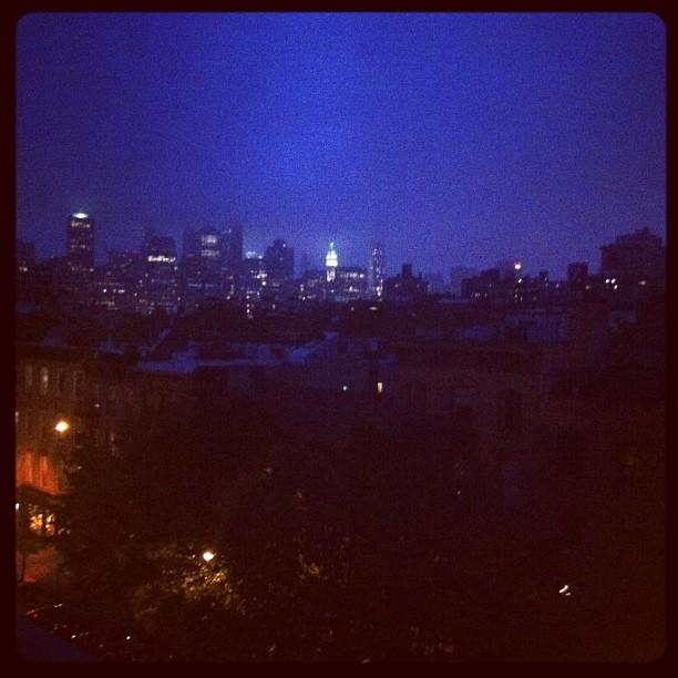 Manhattan  (Taken with  instagram )