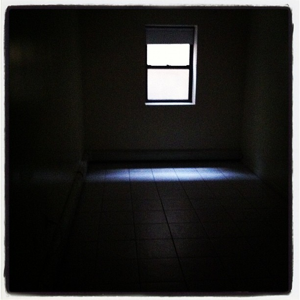 So long, small yet long room!  (Taken with  instagram )