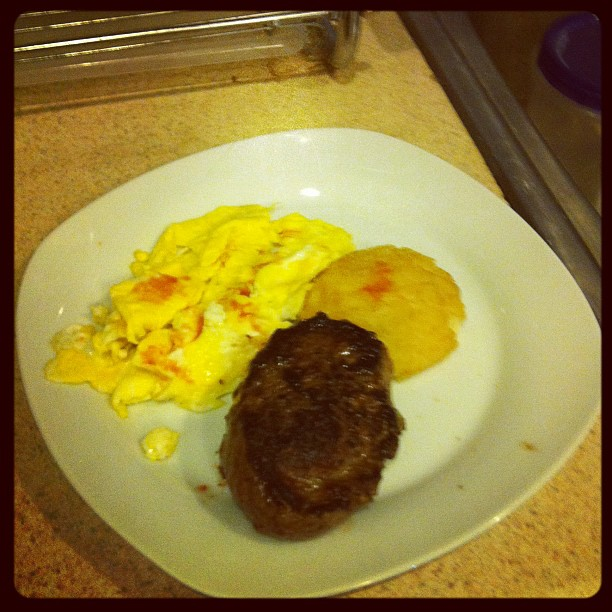 Ah, secretly being a diner cook at home (Taken with  instagram )