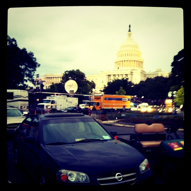 Capitol fourth.  (Taken with  instagram )