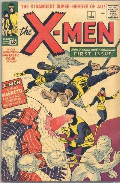 richgone :   has anyone really looked at the first issue cover of xmen? why is iceman throwing snowballs at magneto's back. like, are snow balls really a powerful mutant ability? i think i'd be just more annoyed than anything.    More importantly, why is Angel carrying a bazooka and how does Iceman  see ?    edit : also, how is Magneto using magnetic fields to dispel energy? What is that metal trapeze connected to? Why is Marvel Girl about to faint, yet is one of the strongest mutants in—ah, forget it.