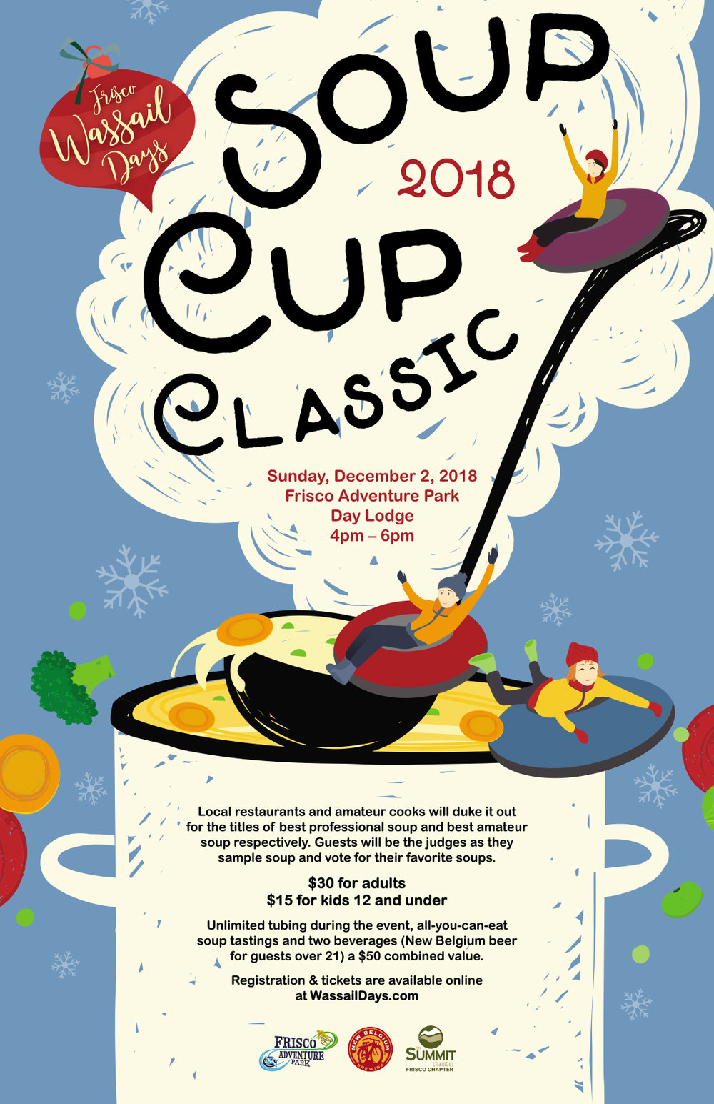 Copy of Soup Cup Classic