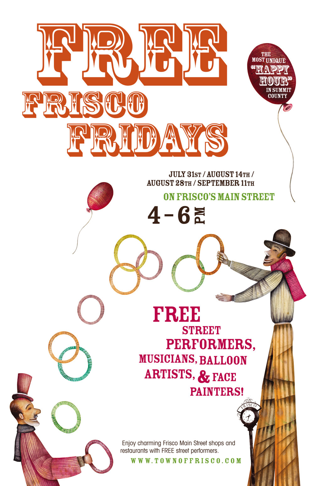 Copy of Free Frisco Fridays