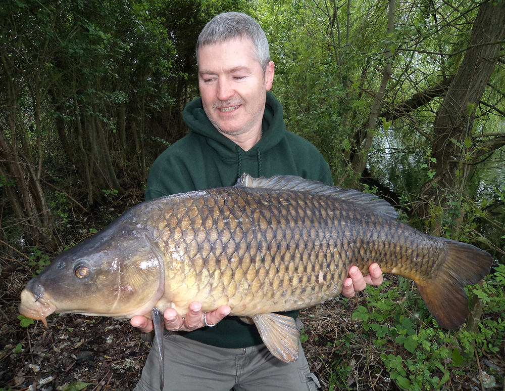 A 20lb 3oz common... it fought like a demon, thought I'd got an absolute monster on!