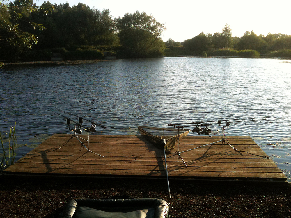 The rods are out as quick as poss, before the heaven's open