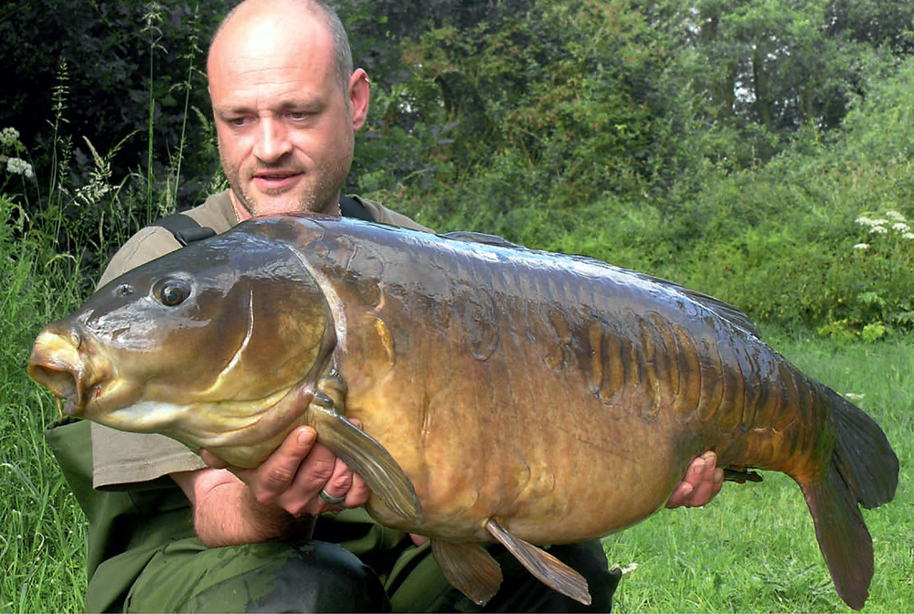 Matt Eaton's opening chapter tells of his time on Dinton Pastures, and the capture of Bernie's Linear