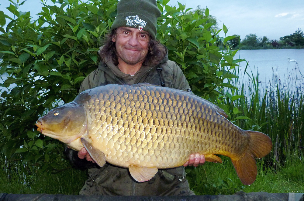 'You alone have the ability to make short session carping work for you' - Julian Cundiff