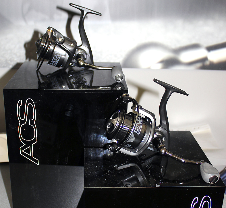Plus their P3000 and P4000 FD reels