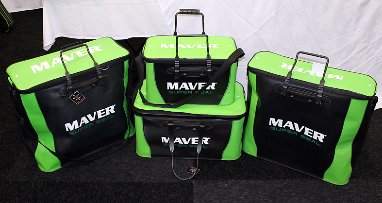 Maver's Super Seal EVA luggage