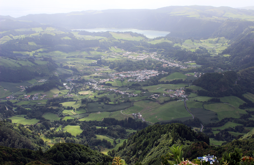Lagoa das Furnas, another magnificent sight