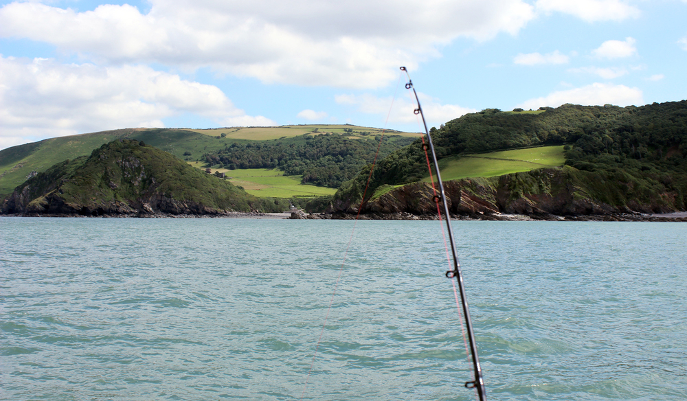 It's hard to concentrate fully on your rod when the scenery is as stunning as this