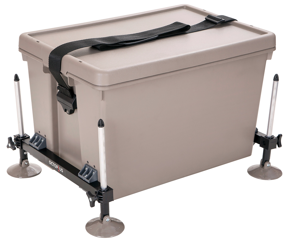 The reasonably priced, tough, bank seat box from Octoplus