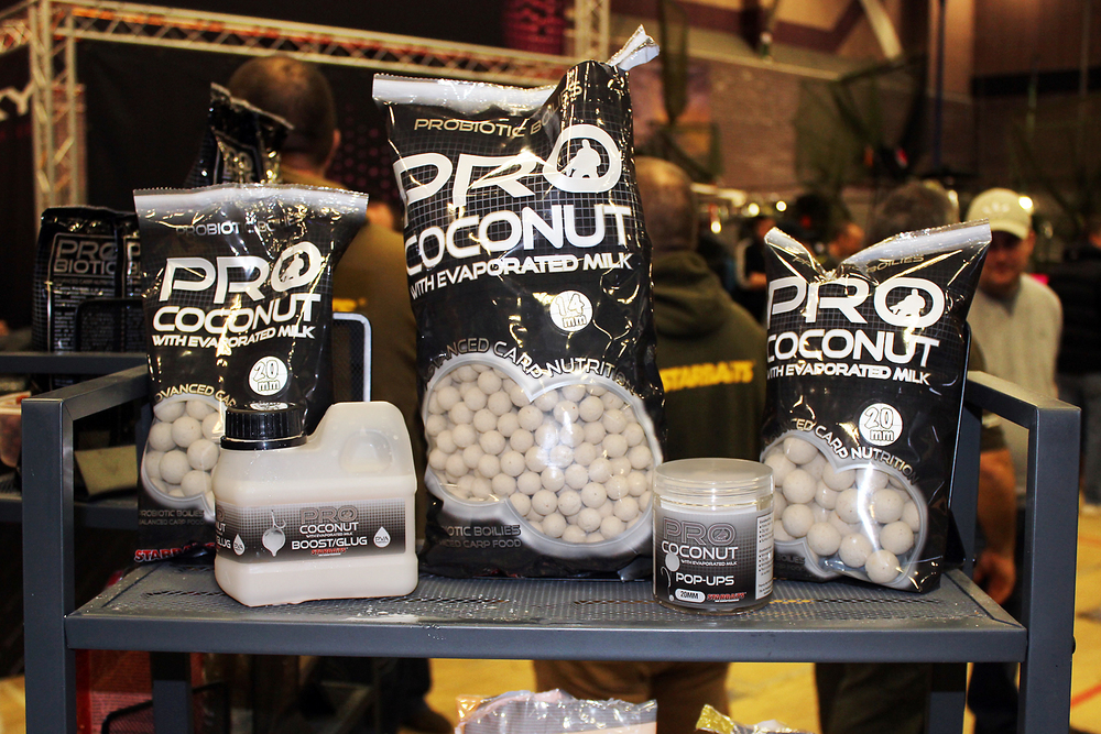 ...and their latest bait range, picking up on a very popular flavour that's out there!