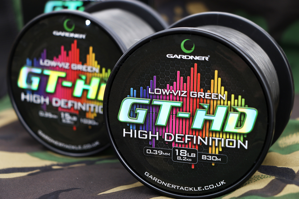 Just when I need to re-spool, a new top quality line from Gardner Tackle