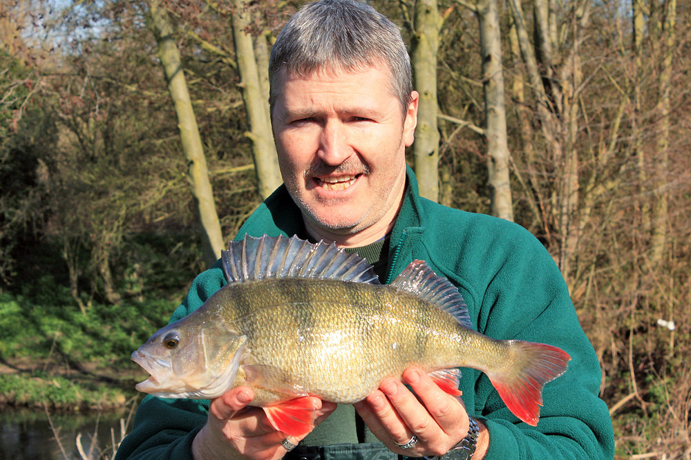 ...and on another visit I land another 3lb+ fish from the same water