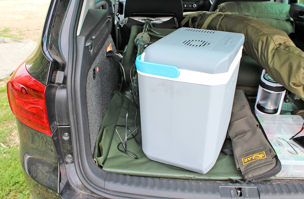 Cold front, the new Campingaz Powerbox 28