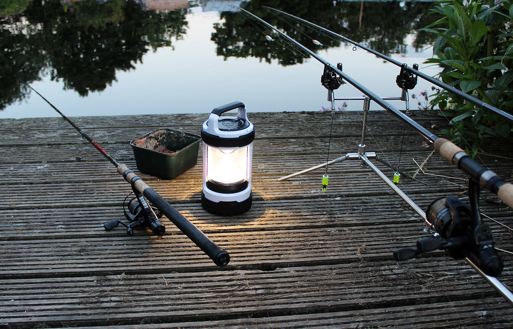 The Coleman 300 Lantern, a handy addition to your gear