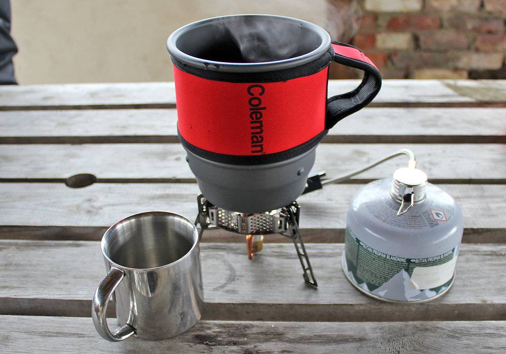 The Coleman FyreStorm PCS is a top personal cooking system
