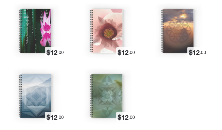 View Spiral Journals on RedBubble