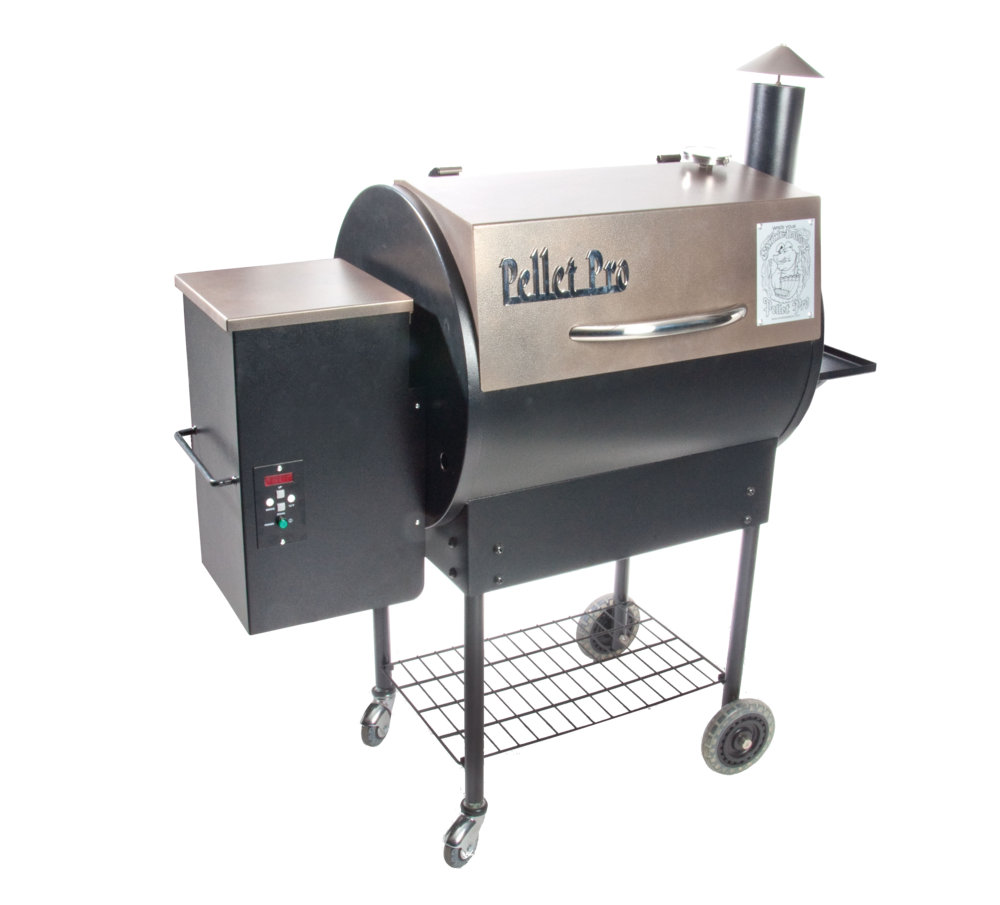 Click the Pellet Pro® Grill to view the page!