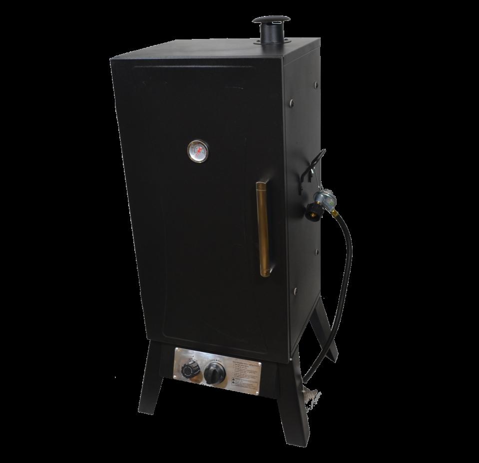 Vertical LP Gas Smoker