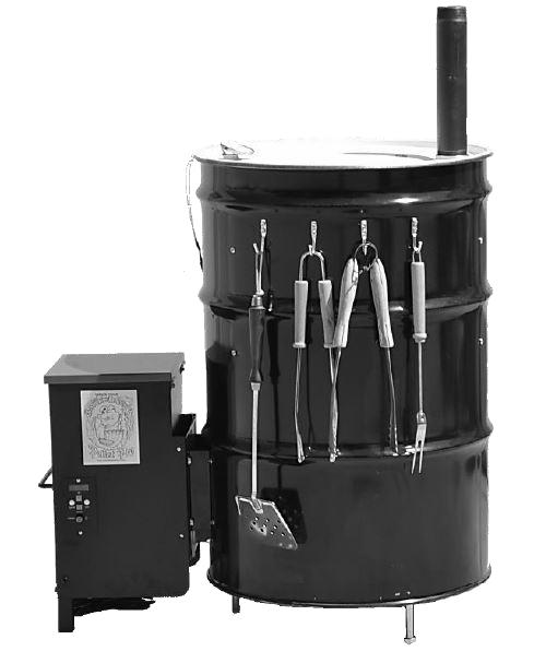 Ugly Drum Smoker Conversion Kits