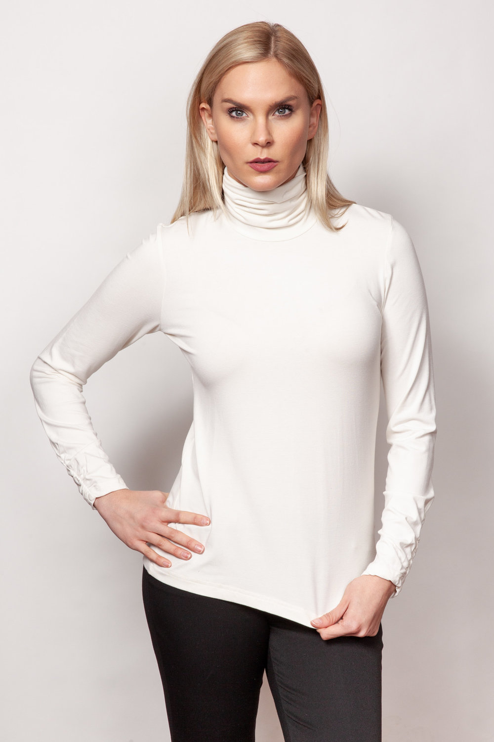 Copy of Style # 33405-19, p 10 <br/>Cashmerette Jersey <br/>Colors: Ivory + 3 others