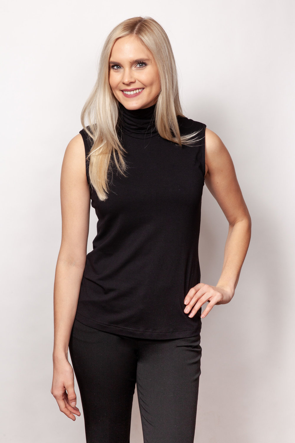 Copy of Style # 33377-19, p 10 <br/>Cashmerette Jersey <br/>Colors: Black + 3 others