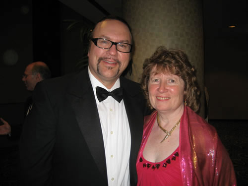 With Desmond Child